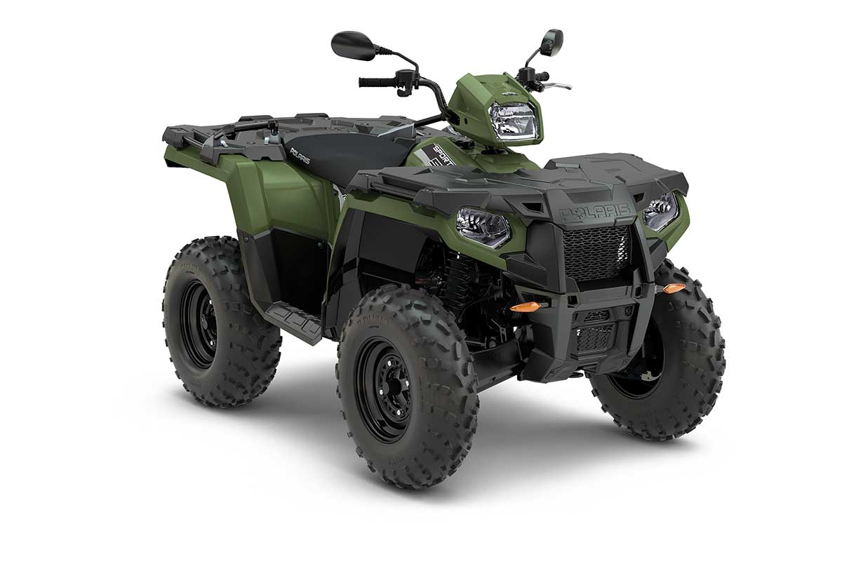 SPORTSMAN 570 EPS