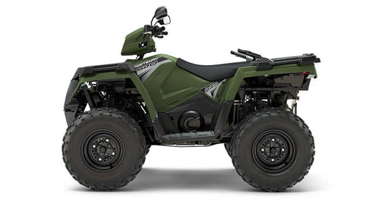 SPORTSMAN 570 EPS - TRACTION INTÉGRALE (AWD)